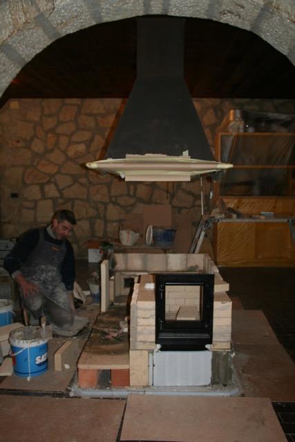 Come si costruisce una stufa ad accumulo